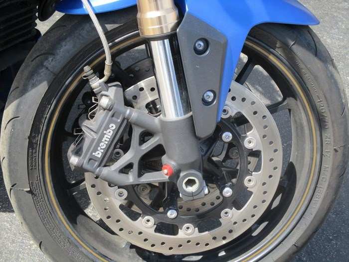 2014 Triumph Speed Triple ABS Photo 7 of 9