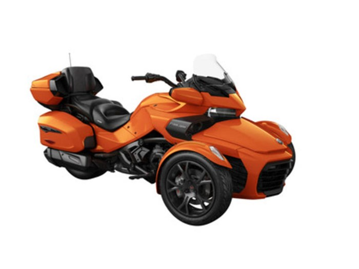 2019 Can-Am Spyder F3 SE6 Limited Photo 1 of 3