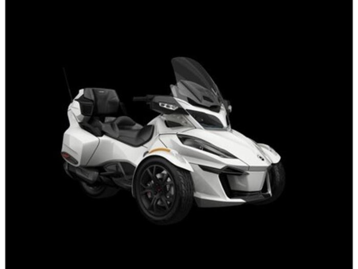 2019 Can-Am Spyder RT SE6 Limited Photo 1 of 3