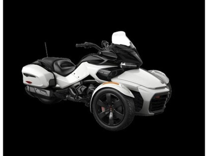 2019 Can-Am Spyder F3-T SE6 Photo 1 of 3