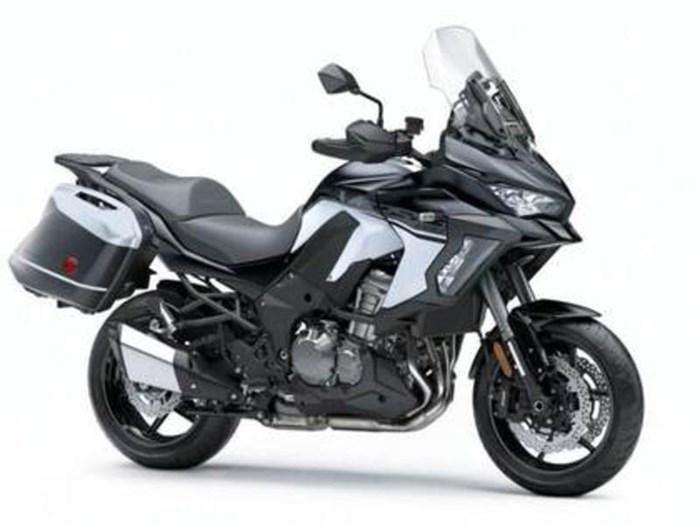 2019 Kawasaki Versys 1000 SE LT Photo 7 sur 11