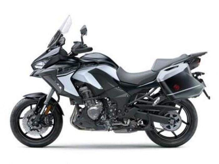 2019 Kawasaki Versys 1000 SE LT Photo 8 sur 11