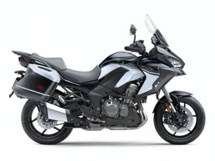 2019 Kawasaki Versys 1000 SE LT Photo 9 sur 11