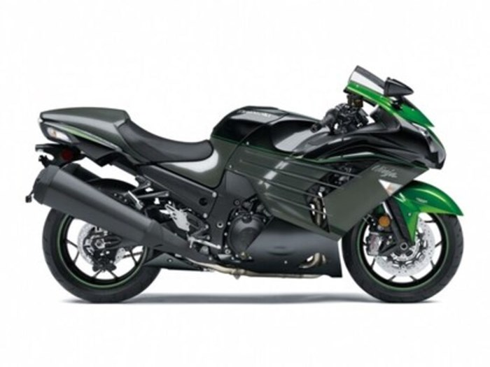 2019 Kawasaki Ninja ZX-14R ABS Photo 3 sur 5