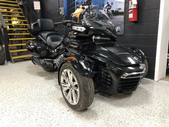 2018 Can-Am Spyder F3 SE6 Limited Special Series Photo 1 of 6