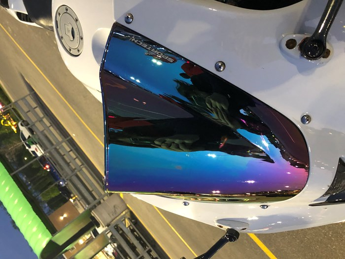 2004 Honda Cbr Photo 5 of 6