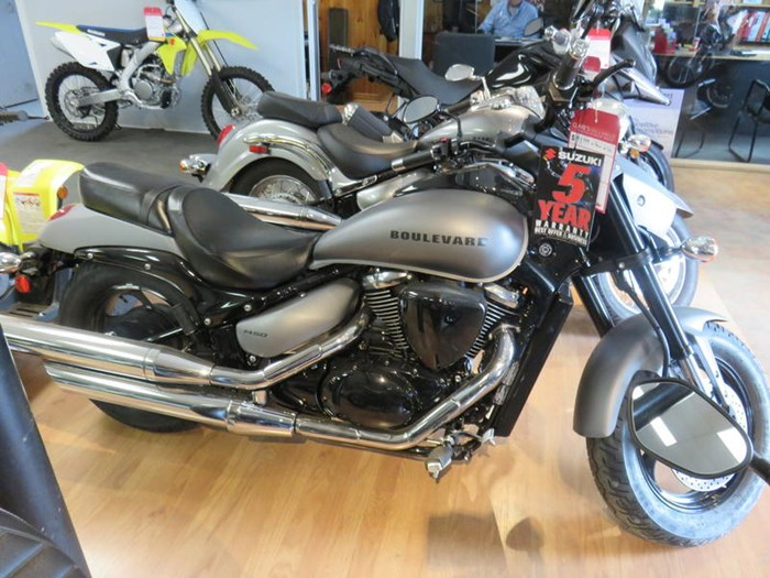 2019 Suzuki Boulevard M50 Photo 1 of 9