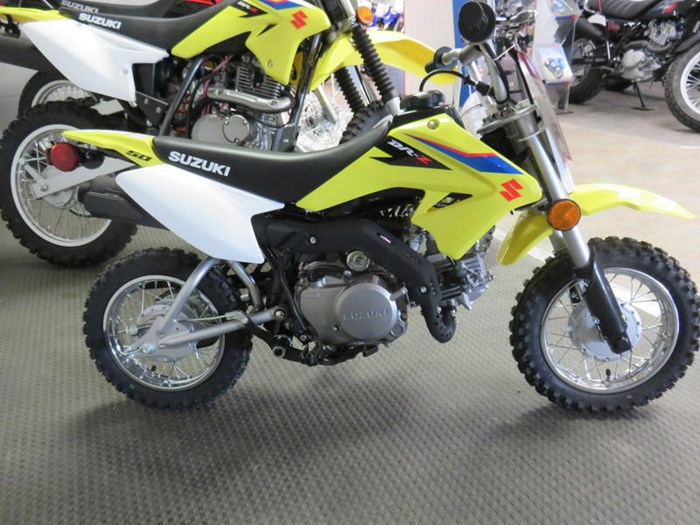 2019 Suzuki DR-Z50 Photo 1 of 5