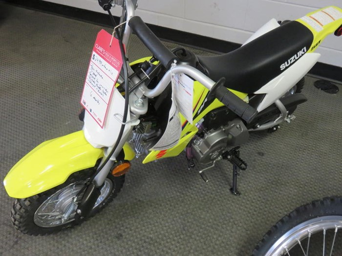 2019 Suzuki DR-Z50 Photo 5 of 5