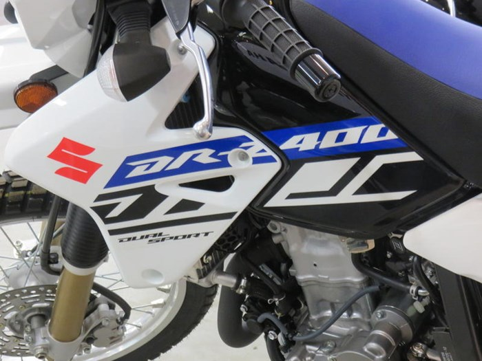 2019 Suzuki DR-Z400S Photo 9 of 10