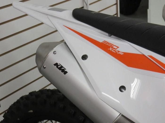 2019 KTM 350 XC-F Photo 4 of 9