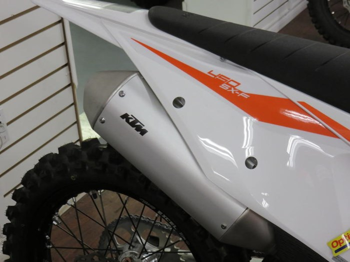 2019 KTM 450 SX-F Photo 3 of 10