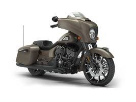 2019 Indian Motorcycle® Chieftain Dark Horse® Bronze Smoke Photo 1 of 1