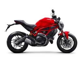 2018 Ducati Monster 797 Plus Red Photo 1 of 1