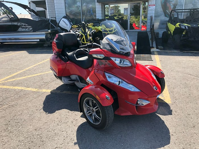 2012 Can-Am Spyder RT-S SE5 Photo 1 of 12