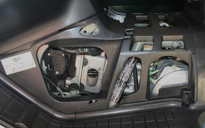 2009 Suzuki Burgman 650 Executive Photo 8 of 10