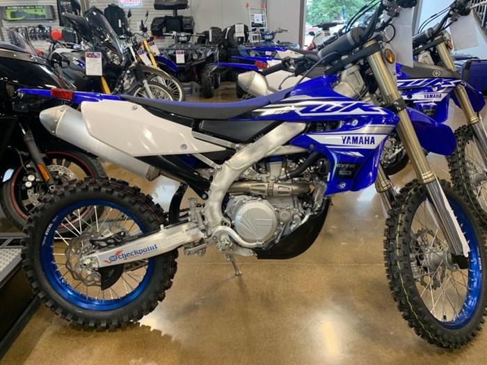 2019 Yamaha WR450F Photo 1 sur 1