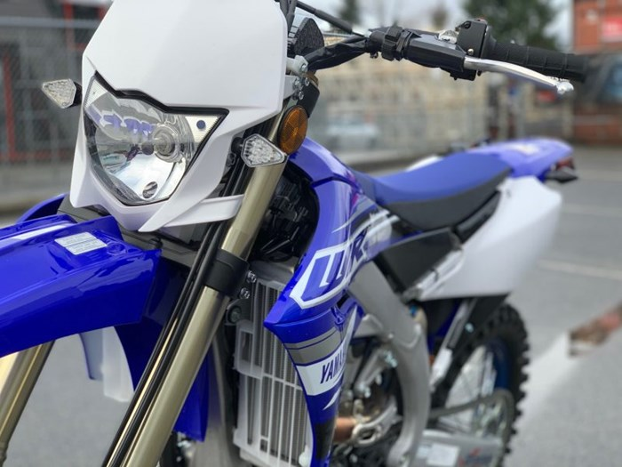 2019 Yamaha WR450F Streetster Photo 3 sur 10