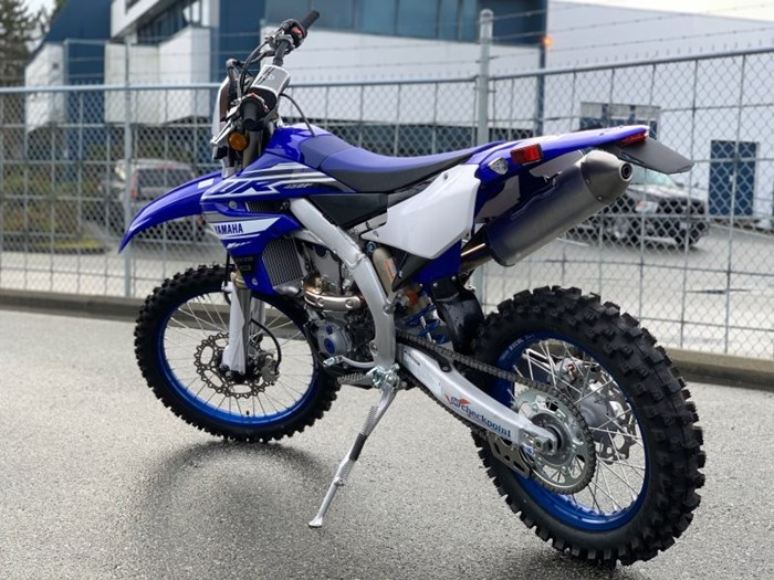 2019 Yamaha WR450F Streetster Photo 10 sur 10