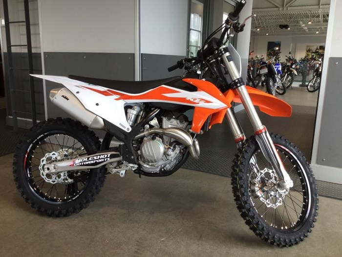 2020 KTM 350 SX-F Photo 4 of 6