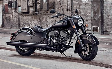 2019 INDIAN CHIEF DARK HORSE THUNDER BLACK SMOKE Photo 6 of 8