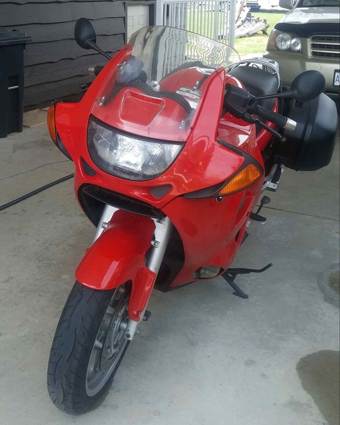 1998 BMW K1200RS Photo 1 of 2