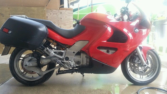 1998 BMW K1200RS Photo 2 of 2