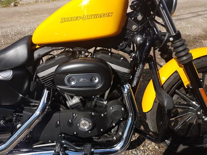 2011 Harley-Davidson Sportster Photo 1 of 4