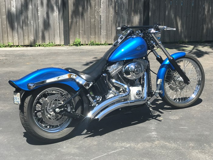2004 Harley-Davidson Softail Standard Photo 4 of 6
