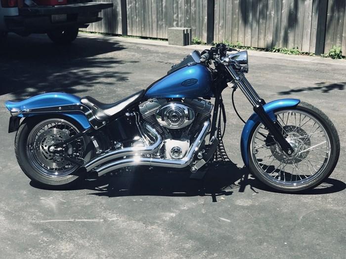 2004 Harley-Davidson Softail Standard Photo 5 of 6