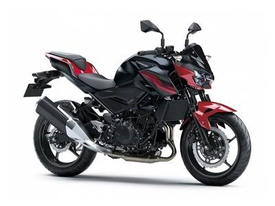 2019 Kawasaki Z400 ABS Photo 1 of 1