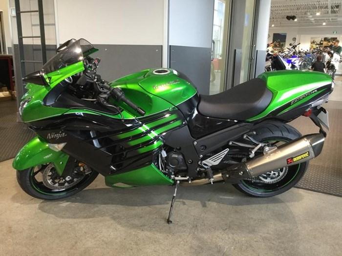 2016 Kawasaki Ninja® ZX™-14R ABS SE Photo 1 of 7