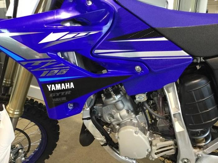 2020 Yamaha YZ125 (2-Stroke) Photo 2 of 7