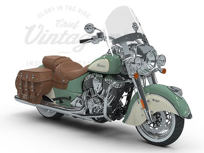 2018 INDIAN CHIEF VINTAGE Photo 1 of 14