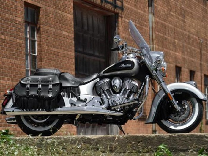 2018 INDIAN CHIEF VINTAGE Photo 9 of 14