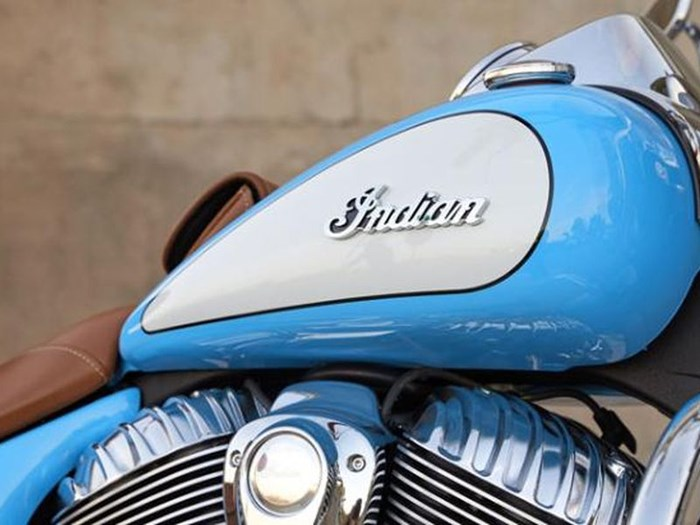 2018 INDIAN CHIEF VINTAGE Photo 13 of 14
