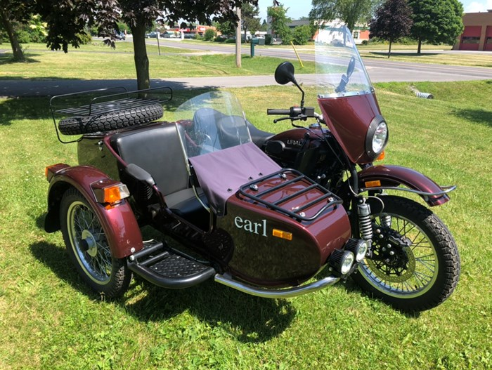 2015 Ural CT 2 Wheel Drive Photo 1 of 5