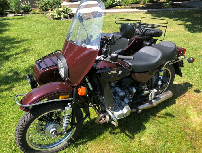 2015 Ural CT 2 Wheel Drive Photo 3 of 5