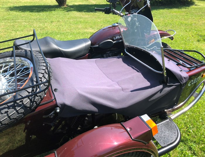 2015 Ural CT 2 Wheel Drive Photo 5 of 5