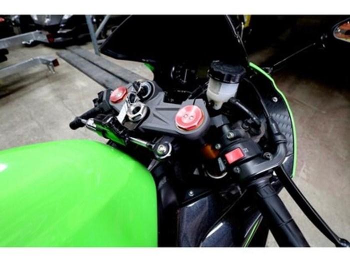 2013 Kawasaki ZX600G2 Ninja ZX-6R Photo 4 of 8