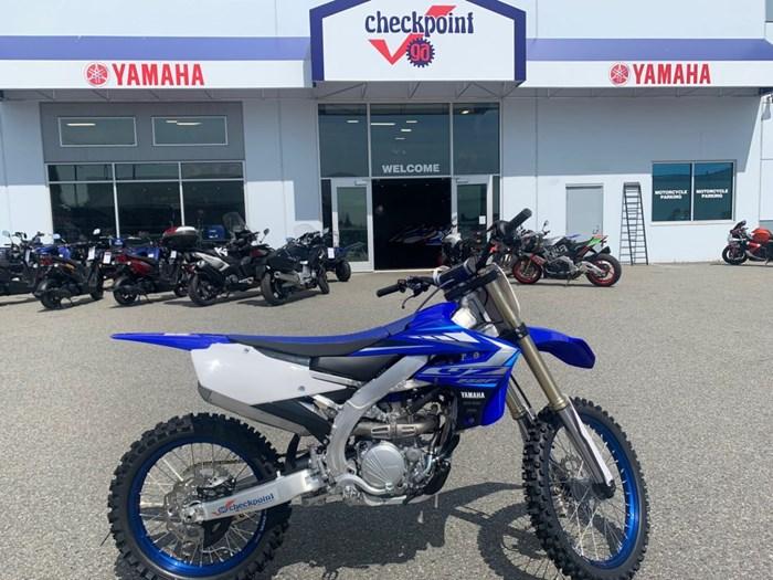 2020 Yamaha YZ 250F Photo 1 of 2