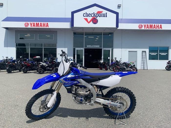 2020 Yamaha YZ 250F Photo 2 of 2