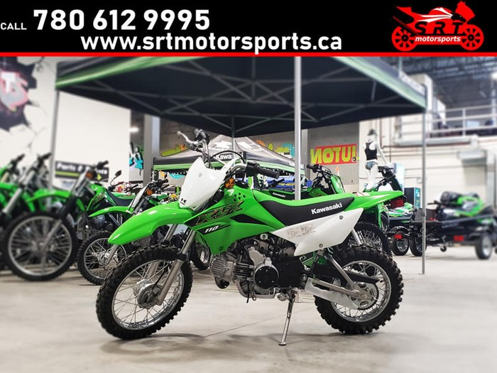 2020 Kawasaki KLX110 Photo 1 of 6