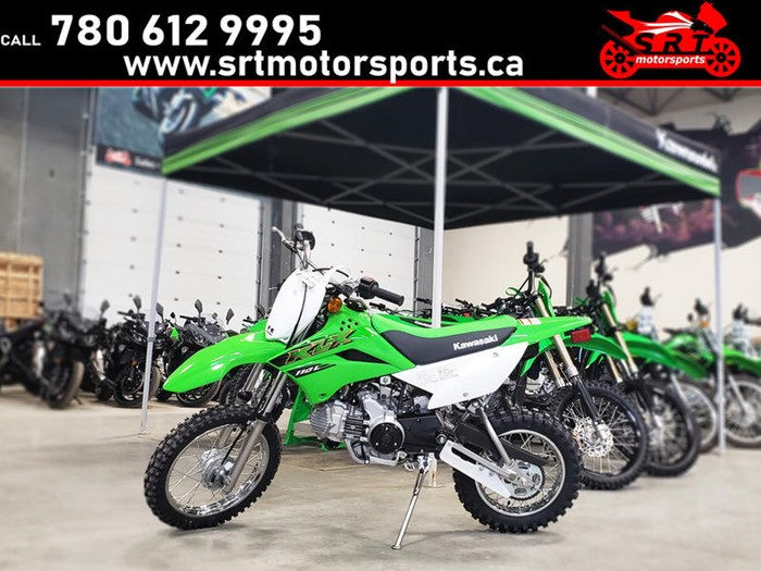 2020 Kawasaki KLX110L Photo 1 of 8