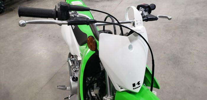 2020 Kawasaki KLX110L Photo 8 of 8