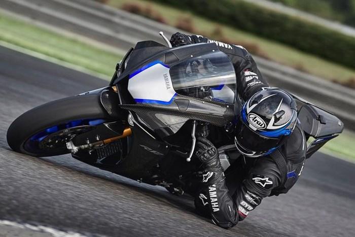 2020 Yamaha YZF-R1M Photo 1 of 3