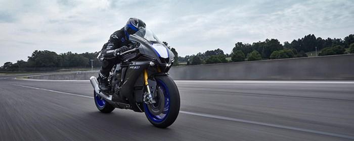 2020 Yamaha YZF-R1M Photo 2 of 3