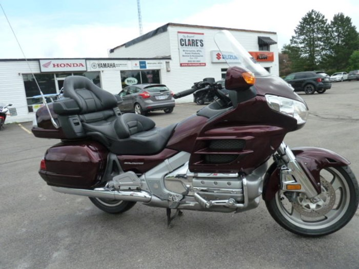 2008 Honda Gold Wing ABS Photo 1 of 18