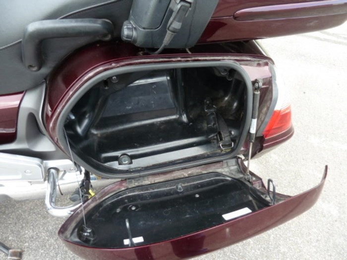2008 Honda Gold Wing ABS Photo 18 of 18