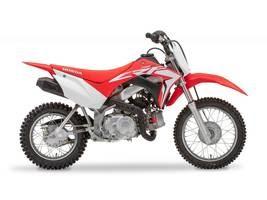 2020 Honda CRF110F Photo 1 of 1